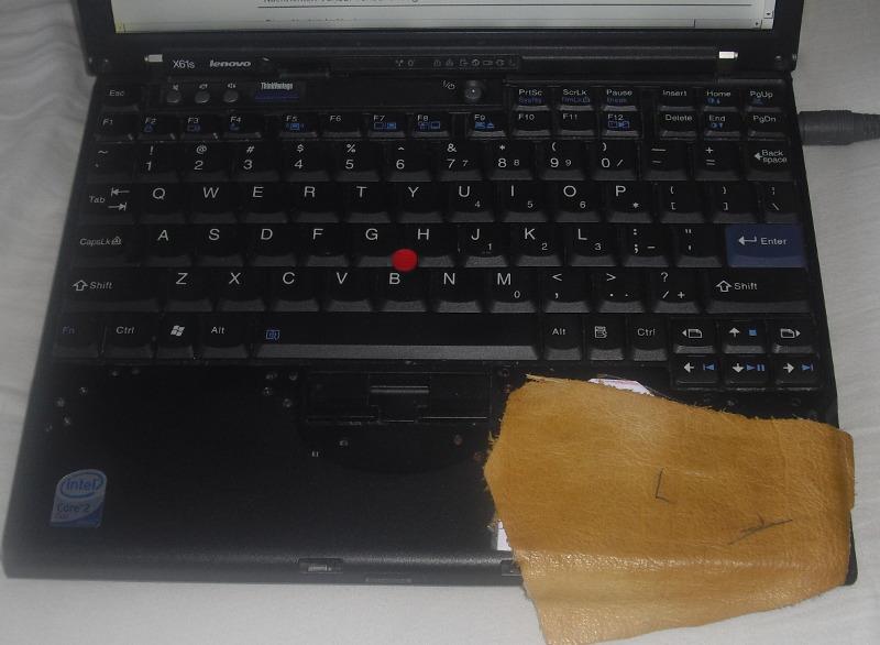 My Thinkpad x61 is too hot ? please help - Thinkpads Forum